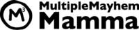 Logo: Multiple Mayhem Mamma blog - Black and White (CNW Group/Multiple Mayhem Mamma)