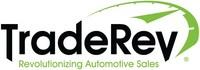 TradeRev Logo (PRNewsfoto/KAR Auction Services, Inc.)