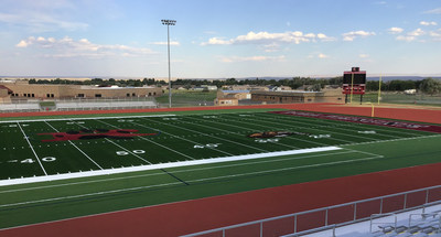 Riverton High In Wyoming Selects Hellas Quality Again After 11 Years