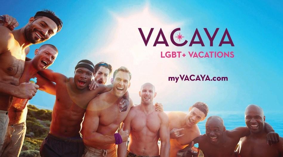 VACAYA - LGBT+ Vacations Reimagined