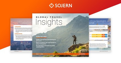 Sojern Presents its Third Global Travel Insights Report of 2018