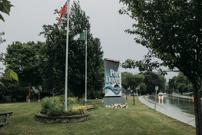 Rogers Enhances Wireless Service in Port Dover (CNW Group/Rogers Communications Canada Inc. - English)