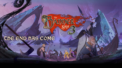 Epic Award Winning Trilogy Concludes in Style with the Launch of Banner Saga 3 on PC, MAC, PlayStation 4, Xbox One and Nintendo Switch.