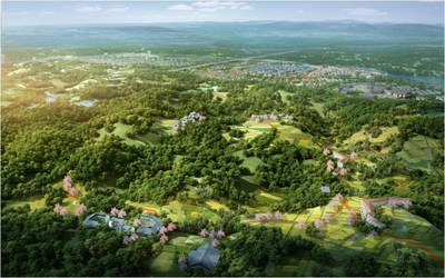 The Sino-French Agricultural Science and Technology Park Project will be jointly developed by the Overseas Chinese Town Group and France OBEO Group.