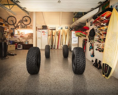 BFGoodrich will feature a custom surf garage at the Vans U.S. Open of Surfing in Huntington Beach, Calif.