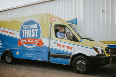 Southern Trust Home Services, owned by contractor of the year Ted Puzio, provides advice for maximizing the value of a home before placing it on the market.