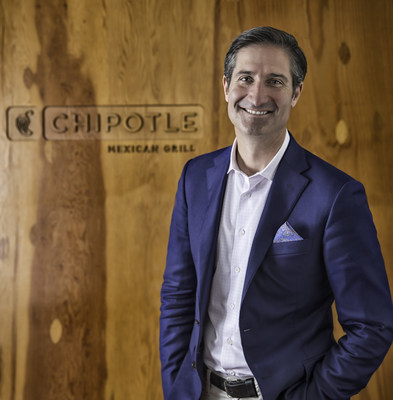 Brian Niccol, CEO Chipotle