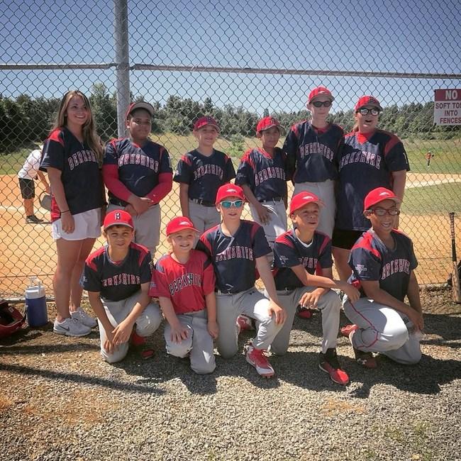 Berkshire 12-U Baseball Team