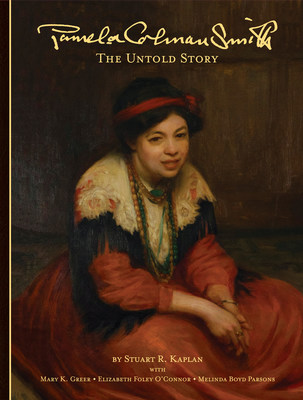 """The most comprehensive collection of works by and about Pamela Colman Smith published to date. """"A lovingly compiled art book, full of wondrous images.""""—Kirkus Reviews"""