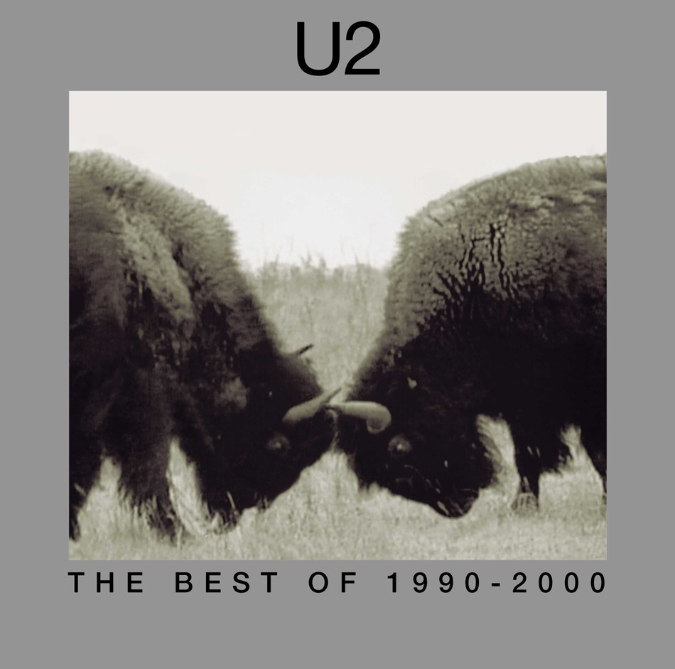 U2 2LP Vinyl Reissues The Best Of 1990-2000 Available