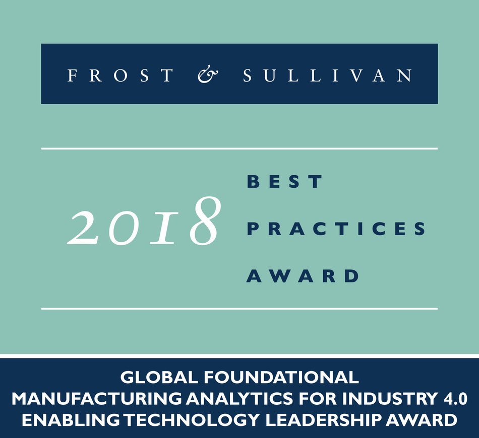 Frost & Sullivan recognizes Northwest Analytics with the 2018 Global Enabling Technology Leadership Award.