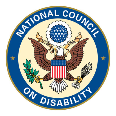 NCD logo (PRNewsfoto/National Council on Disability)