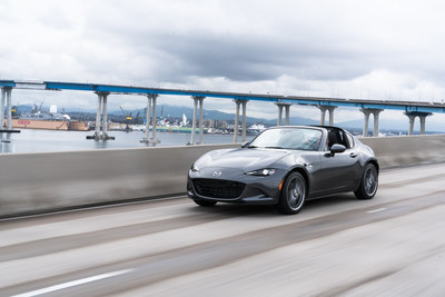 Mazda Announces Pricing for 2019 MX-5 Miata RF Models