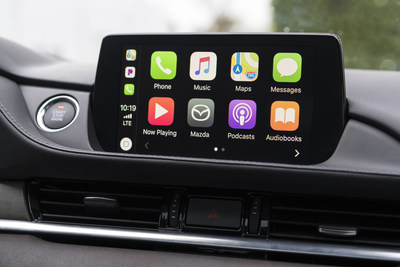 Mazda Announces Apple CarPlay™ and Android Auto™ Availability for 2018 Mazda6