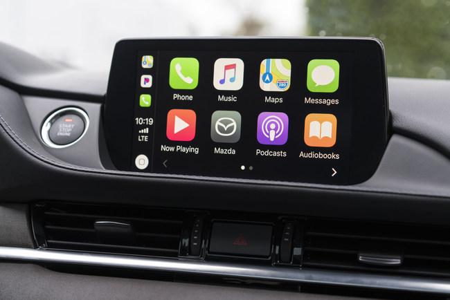 Mazda Announces Apple CarPlay™ and Android Auto™ Availability for 2018 Mazda6