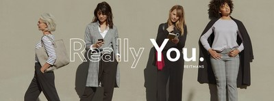 Reitmans pays tribute to everyday life through its fall 2018 campaign (CNW Group/Reitmans (Canada) Limited)