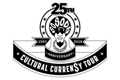 So So Def 25th Anniversary Cultural Curren$y Tour