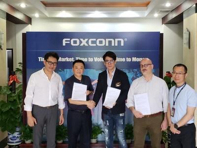 Foxconn + Turing