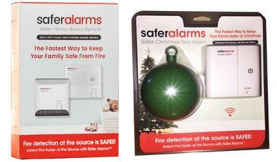 Safer Alarms Home & Christmas