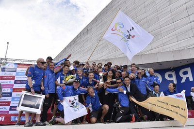 China's Sanya Serenity Coast wins 2018 Clipper Race