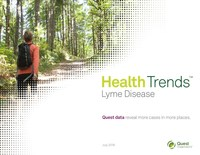 Quest Diagnostics Health Trends Report: Lyme Disease
