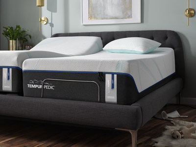 Tempur-Pedic's new LuxeAdapt(TM) series is debuting at Las Vegas Market this week, as part of the brand's largest launch in history.