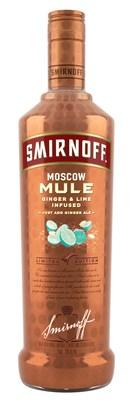 Smirnoff Moscow Mule Bottle