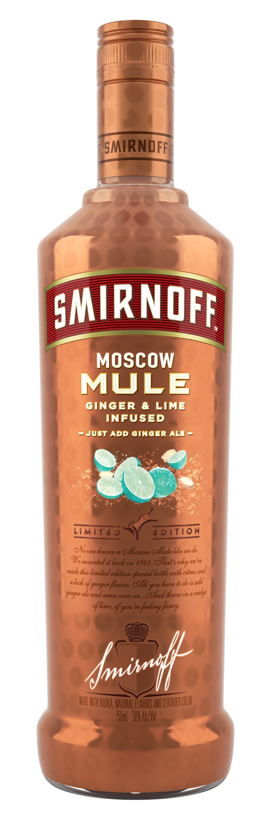 Smirnoff Vodka Reinvents The Moscow