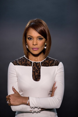Ilia Calderon, copresentadora de Noticiero Univision (PRNewsfoto/Hispanic Public Relations Assoc)