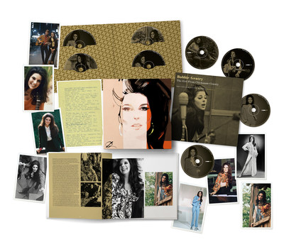 The first major retrospective of the trailblazing artist Bobbie Gentry, 'The Girl From Chickasaw County – The Complete Capitol Masters,' an eight CD box set, will be released on September 21 via Capitol/UMe.