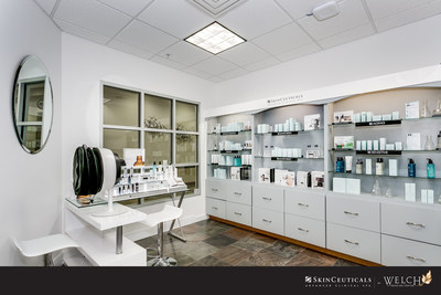 SkinCeuticals Announces Advanced Clinical Spa At Welch Skincare Center