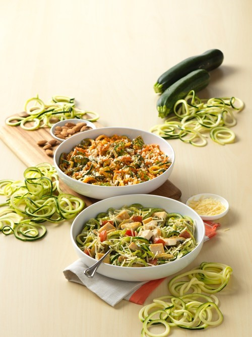 Noodles & Company celebrates National Zucchini Day on August 8 with three new dishes and free Zoodles.