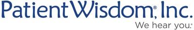 PatientWisdom Logo (PRNewsfoto/PatientWisdom, Inc.)