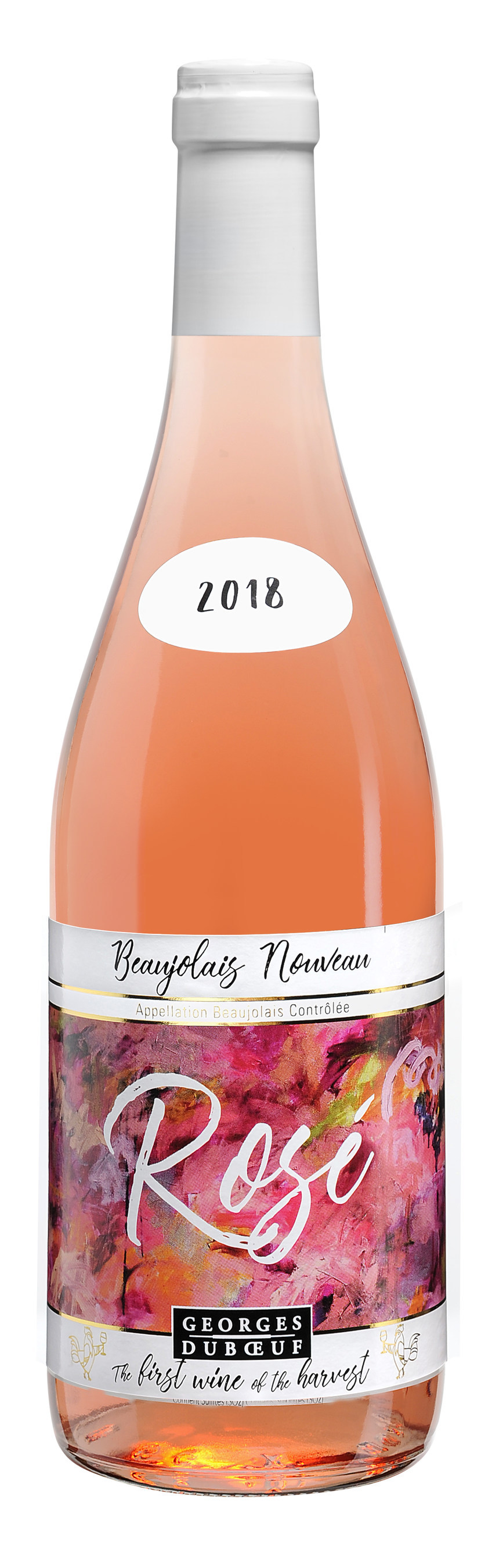 Rose On The Way -- Georges Duboeuf To Debut Beaujolais Nouveau Rose on November 15, alongside traditional Beaujolais Nouveau, just in time for holiday entertaining and gift-giving.