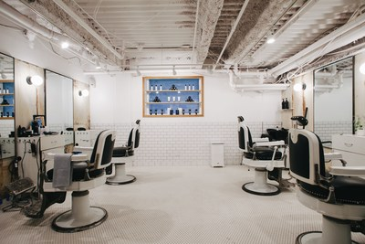 Blind Barber at Moxy Times Square