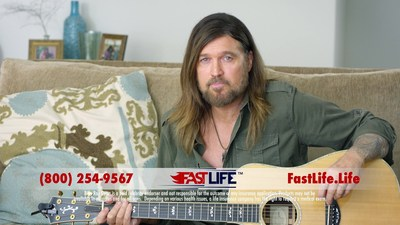 Billy Ray Cyrus for FastLife Insurance