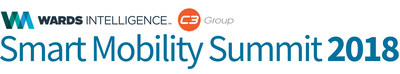 AUTO INDUSTRY AND SILICON VALLEY CONVERGE TO EXPLORE FUTURE OF MOBILITY AT NEW WARDS INTELLIGENCE/C3 GROUP SUMMIT