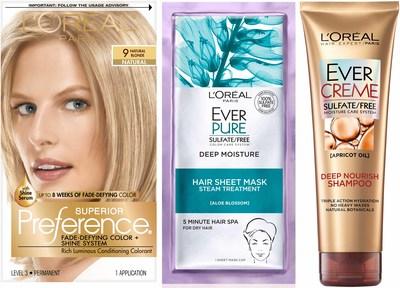 Problem - Solution: Summer Hair Woes Meet Their Match Via L'Oréal Paris Beauty Saviors