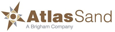 Atlas Sand Company, LLC Logo (PRNewsfoto/Atlas Sand Company, LLC)