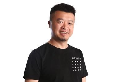 Brian Xie, the founder of Adrealm Foundation (PRNewsfoto/Adrealm)