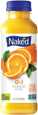 Naked Juice, a PepsiCo brand, is the only nationally distributed juice using 100% post-consumer recycled plastic. PepsiCo's holistic approach to sustainable packaging includes investing in recycling to recover recyclable materials – essential to supporting a circular economy.