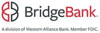 Bridge Bank Logo. (PRNewsfoto/Bridge Bank)