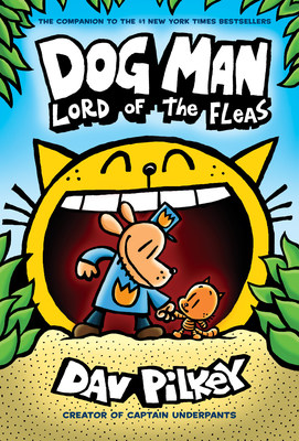 "Scholastic announced today that it has increased the first printing of ""Dog Man: Lord of the Fleas"" by Dav Pilkey to 3 million copies, from a previously announced 1 million copies. ""Dog Man: Lord of the Fleas"" is the fifth book in the runaway hit graphic novel series by Dav Pilkey and will be published simultaneously in the U.S., Canada, U.K., New Zealand, and Australia on August 28, 2018."