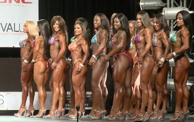 NPC Women's Bodybuilding - http://bit.ly/NPCWomens