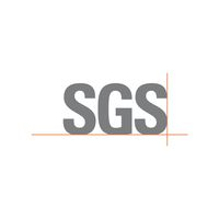 SGS Logo (PRNewsfoto/SGS India Private Limited)