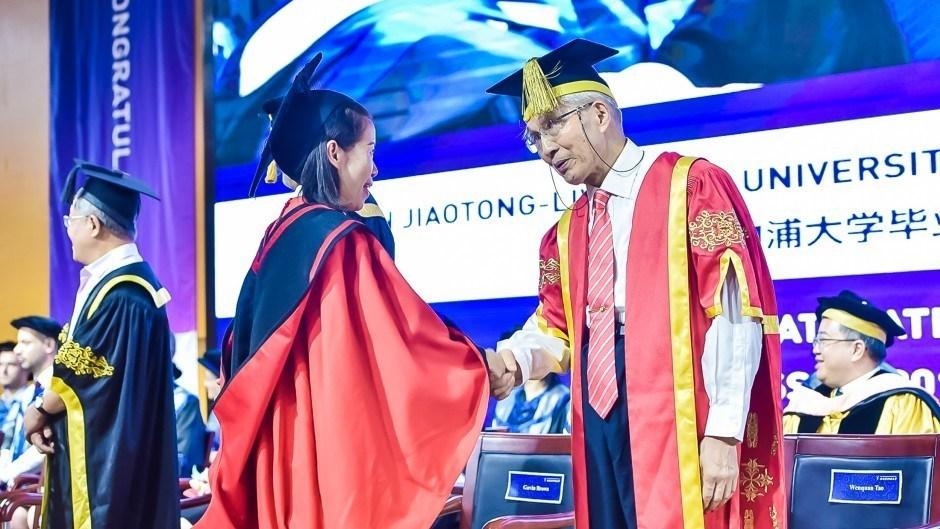 2018 Xi'an Jiaotong-Liverpool University Graduation Ceremonies