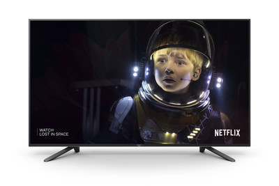 Sony MASTER Series Z9F LED with Netflix Lost in Space