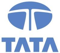 Tata Logo (PRNewsfoto/Tata Motors Ltd)