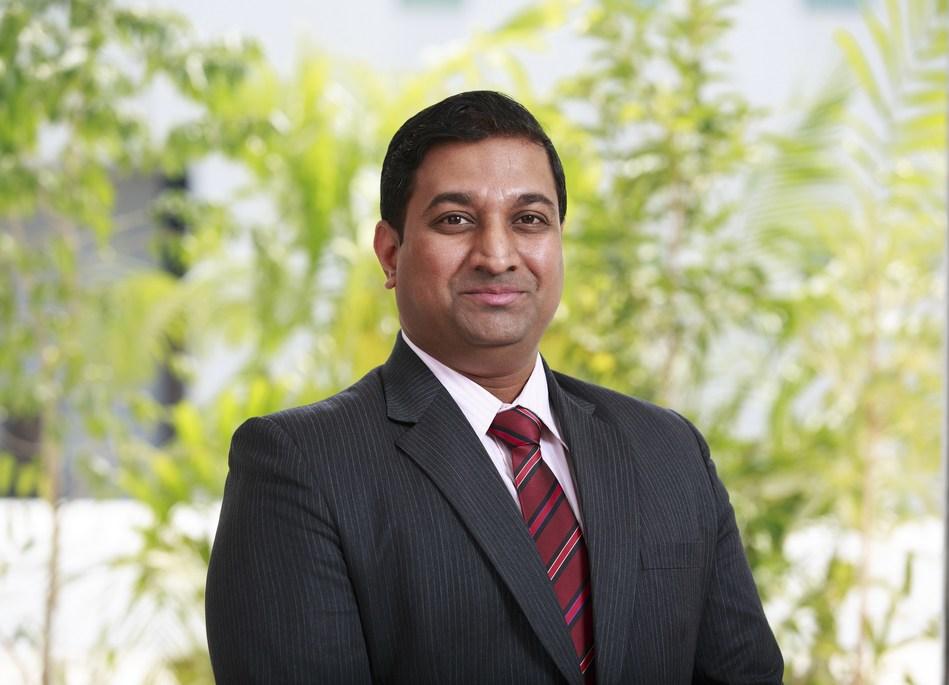 Anand Parameswaran, Senior Vice President Aerospace and Defense (PRNewsfoto/Cyient)