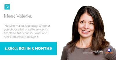Valerie Riley, Director of Marketing at ITProTV